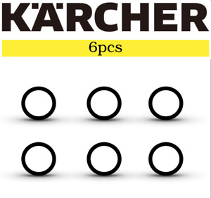 Karcher Puzzi Carpet Cleaners O-Ring Seal 6.362-498.0 (6pcs)
