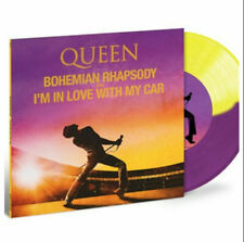 "QUEEN Bohemian Rhapsody 7"" purple yellow vinyl RSD 2019 Sealed & NEW!!!"