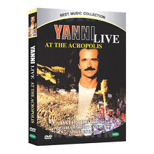 YANNI - Live : At The Acropolis DVD (*New *Sealed *All Region)