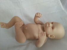 10.5 in (environ 26.67 cm) corsé bébé reborn poupée garçon yeux ouverts