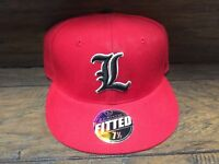 20766   New LOUISVILLE CARDINALS MLB Baseball Player Cap -  Fitted 7 1/2  Hat