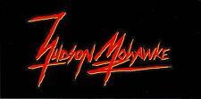 HUDSON MOHAWKE Ltd Ed RARE Sticker +FREE Dance/Pop Stickers! KANYE WEST TNGHT