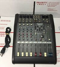 Mackie DFX-6 Audio Mixer With EQ and Digital Effects +Power Cable -100% WARRANTY