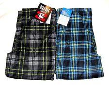 Boy's Mad Dog Concepts Plaid Sleep Pants - 2 Pair - Size Small (4/5) -  NWT