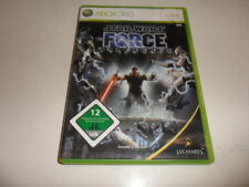 XBox 360  Star Wars - The Force Unleashed