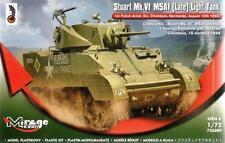 STUART MK.VI M5A1 LATE (POLISH ARMY MKGS - NORMANDY '44/GERMANY '45) 1/72 MIRAGE