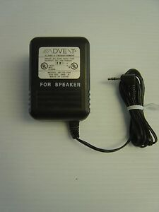 Advent NEW 48-18-700 POWER SUPPLY ADAPTER Subwoofer 3.5MM 18V 700mA transformer