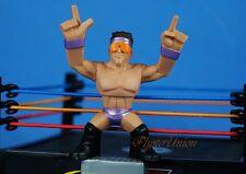 Mattel WWE Wrestling Rumblers Figure Elite ZACK RYDER Cake Topper Model K902_L