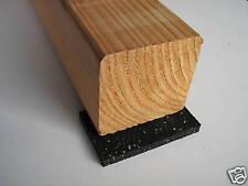 Gummigranulat-Pad 10 St. 10x60x100 mm für Holzterrassen