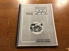 DUCATI 750 1974 pièces Catalogue - 768