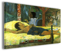 Quadri famosi Paul Gauguin vol XIX Stampa su tela arredo moderno arte design
