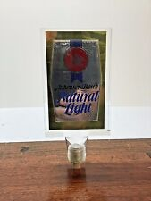 Vintage Anheuser-Busch Natural Light Beer Tap Handle