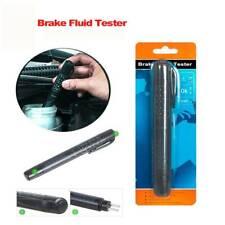 Car Brake Fluid Tester DOT3 DOT4 LED Indicator Moisture Compact Water Test Pen