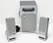 Altec Lansing VS2321 Computer Speakers Powered 2.1 Sub and Satellites Working