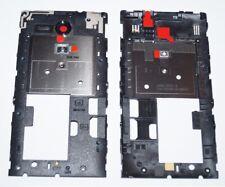 Original Sony xperia Sp C5306 Central Casing Cover + Antenna, Camera Ring Black