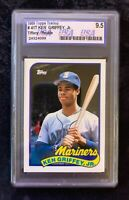 1989 TOPPS TRADED #41T KEN GRIFFEY JR. TIFFANY 9.5 US NM-MT *CENTERED*  HOT!