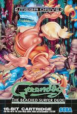 ## SEGA Mega Drive - Greendog / MD Spiel ##