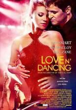 LOVE N' DANCING Movie POSTER 27x40 Amy Smart Tom Malloy Billy Zane Nicola