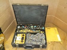Walbro Vibration Analyzer Model 72 Jewell Autotherm Electrical Instruments Test