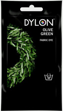 Dylon Fabric and Clothes Hand Dye 50g - Olive Green