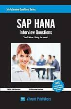 New, SAP HANA Interview Questions You'll Most Likely Be Asked (Job Interview Que