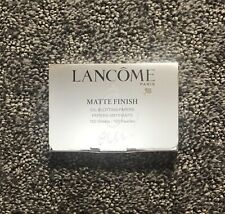 Lancome Matte Finish Oil Blotting Sheets 100 Count