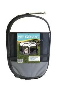 Portable Travel Pop-up Fabric Pet Dog Cat Companion Gear BRAND NEW! Small-Med.