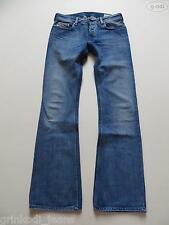 Diesel Bootcut Jeans Hose ZATHAN wash 008AT, W 31/L 36, TOP ! Denim RARITÄT !