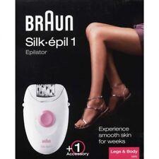 Depiladora pelos mujer Bikini piernas Braun silk epil 1 depilador con cable