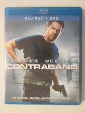 Contraband Blu-ray + DVD 2-Disc Set Includes Digital Copy UltraViolet Wahlberg