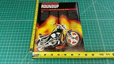 1999 Harley-Davidson FXR 1-Page Ad / Color Photo