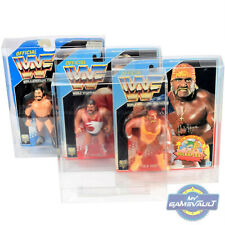 25 x DISPLAY CASES for WWF Hasbro Figures 0.5mm PROTECTOR PROTECTIVE BOX Type 2