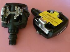 Shimano Deore SPD PD-M525 / SM-SH50 bicycle pedals - NOS