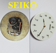 movimento seiko cal in00a old dial 22,5 movement watch for parts vintage Rarität