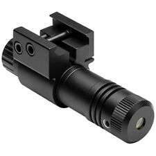 NcSTAR Pistol and Rifle Tactical Slim Line Green Laser w/ Weaver Rail Mount