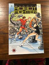 Magnus Robot Fighter #1 (1991) 1st Appearance in Valiant Universe w Coupons