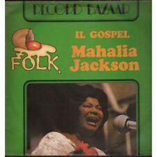 Mahalia Jackson Lp Vinile Il Gospel / Record Bazaar RB 13 Nuovo