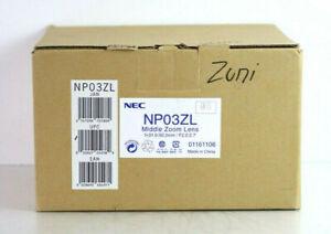 NEC Display NP03ZL Zoom Lens (NP03ZL) B7Z