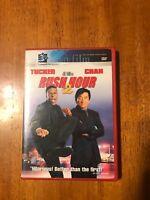 Rush Hour 2 (DVD, 2001,)(c)