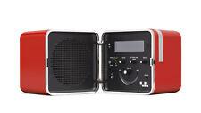 BRIONVEGA  TS522D+ RADIO CUBO FM/AM/DAB/BANDA LARGA ARANCIO SOLE GARANZIA