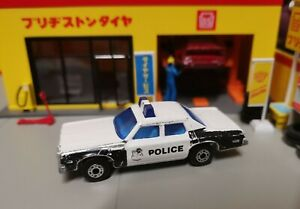MATCHBOX PLYMOUTH GRAN FURY POLICE CAR MADE IN ENGLAND LESNEYLOOSE SEE PICTURES