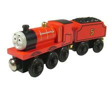 100% Original JAMES Thomas Friends The Train Wooden Tank Engine HC63