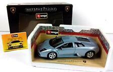 Burago 1/18 Blue Lamborghini Murcielago Code: 3316 Gold Collection Boxed VGC