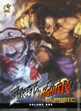 Street Fighter Classic HC #1-1ST NM 2013 Stock Image