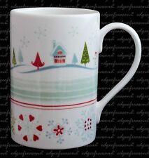 PORTMEIRION CHRISTMAS WISH MUG CUP CHRISTMAS SCENE