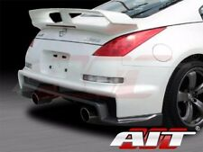 FITS NISSAN 350Z 2003-2008 NISMO-3 STYLE REAR BUMPER BY AIT RACING