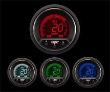"52mm (2 1/16"")Premium EVO Digital Boost Gauge- 4 color Red/Blue/Green/White"