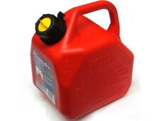 Yamaha/Scepter 5 Litre Petrol/Fuel Can Jerry Can with No Spill Spout