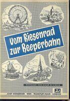 Vom Riesenrad zur Reeperbahn - Potpourri von Oskar Reisinger