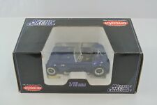 Kyosho Shelby Cobra 427S/C Blue Diecast Car #7006 of 9800 1:18 Scale China EX!
